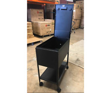 Portable File Rolling Cart Cabinet On Wheels Storage Heavy Duty Multipurpose