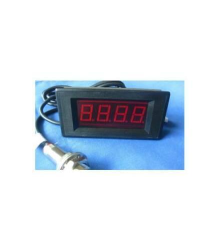 Tachometer RPM Speed Meter+Hall Proximity Switch Sensor NPN