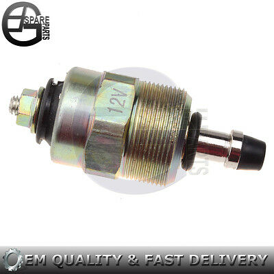 Fuel Cutoff solenoid//Switch 8190393 For CASE with Bosch EPVE Pump
