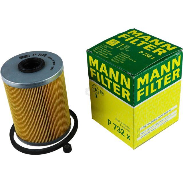 Mann Filter P 732 x Kraftstofffilter
