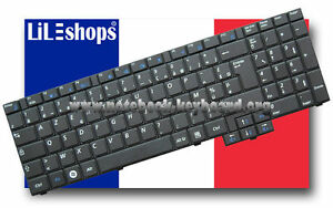 Clavier-Francais-Original-Pour-Samsung-NP-R519-JS01FR-NEUF