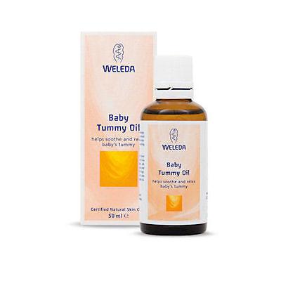 Weleda Baby Bauch Öl 50ml Massage