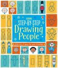 Step-by-Step Drawing People by Fiona Watt (Paperback, 2014)