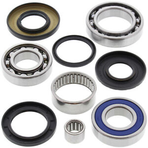 All Balls 25-2048-5 Differential Seal Kit Rear