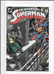 DC 7.0 ADVENTURES OF SUPERMAN #448