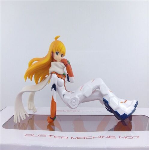 Aim for the Top 2 DIEBUSTER Buster Machine NO.7 PVC Figure New No Box 16cm