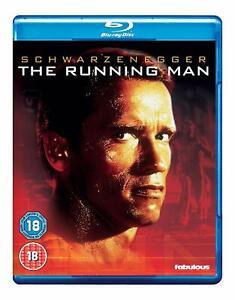 The-Running-Man-Blu-ray-NEW-amp-SEALED-Arnold-Schwarzenegger