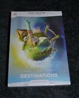 - View-master Destinations Virtual Reality York , London , Chichen Itza
