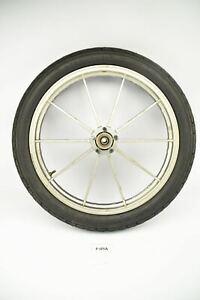 BMW-R-65-248-Bj-1984-Vorderrad-Rad-Felge-vorne-ohne-QUERSPEICHEN