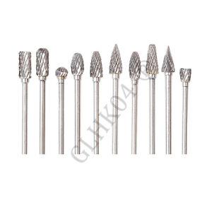 CX0820M06 Carbide Rotary File Tungsten Bur Shank Metal Grinding Tool Supplies