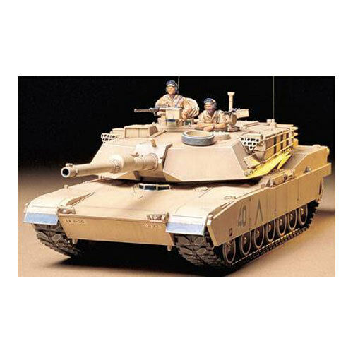 TAMIYA 35156 U.S.M1A1 Abrams Tank 1 35 Military Model Kit