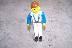 Figurine - [ Lego 2706 ] - Vintage êTre Reconnu à La Fois Chez Soi Et à L'éTranger Pour Sa Finition Exceptionnelle, Son Tricot Habile Et Son Design éLéGant