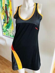 ankommen neueste Kollektion auf Füßen Aufnahmen von Details zu Kleid Sommerkleid Sportkleid Adidas Deutschland Fußball M 38 40