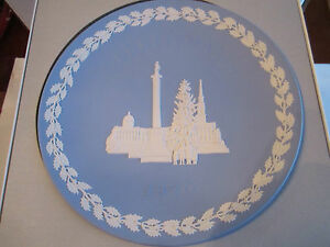 11-WEDGWOOD-COLLECTIBLE-PLATES-IN-THE-BOXES-SEE-LIST-FOR-DESCRIPTIONS-MINT