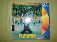 LASERDISC - LASER DISC - LASER DISQUE - LD - FILM - PLATOON - 1986