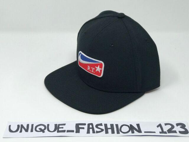 e29533de ... where to buy nike x riccardo tisci rt os black 6 panal snapback cap hat  943084