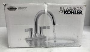 Kohler Venza 4 Chrome Bath Faucet 885612732217 Ebay