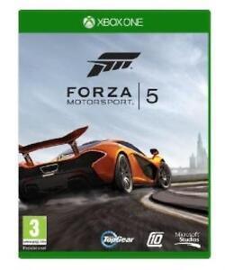 Xbox-una-forza-motorsport-5-Xbox-Nuovo-di-zecca-One-1st-Class-consegna