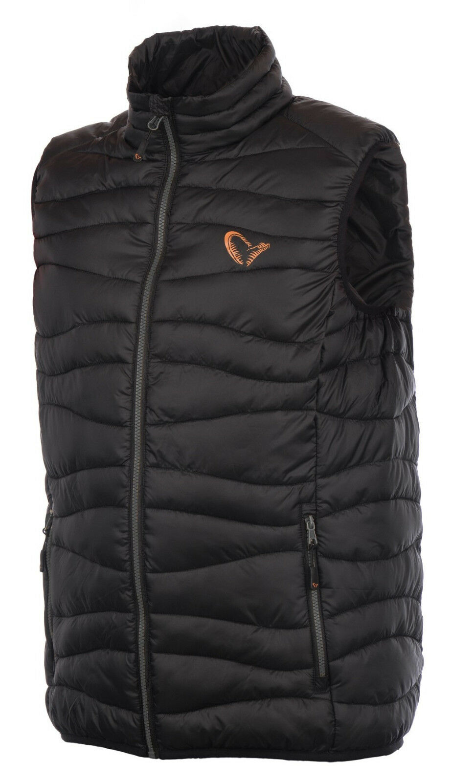 Savage Gear Simply Savage Lite Vest Superlight Quilted Vest Work Vest