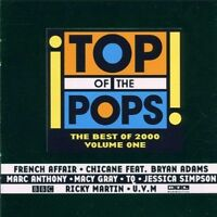 Top of the Pops-Best of 2000 Vol.1 French Affair, Modern Talking, Westl.. [2 CD]