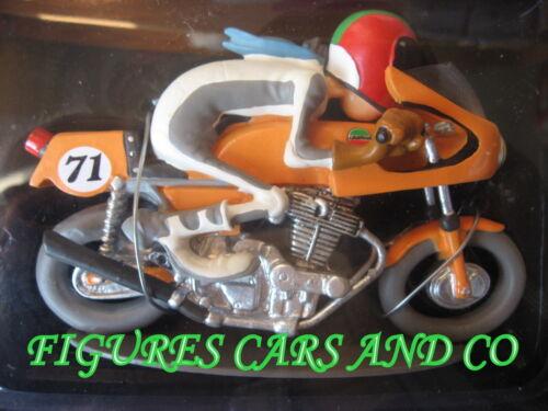 SERIE 2 MOTO JOE BAR TEAM  17 LAVERDA 750 SFC 1971 PAUL BREGANZE