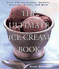 The Ultimate Ice Cream Book: Over 500 Ice Creams, Sorbets, Granitas, Drinks, and More by Bruce Weinstein (Paperback, 1999)