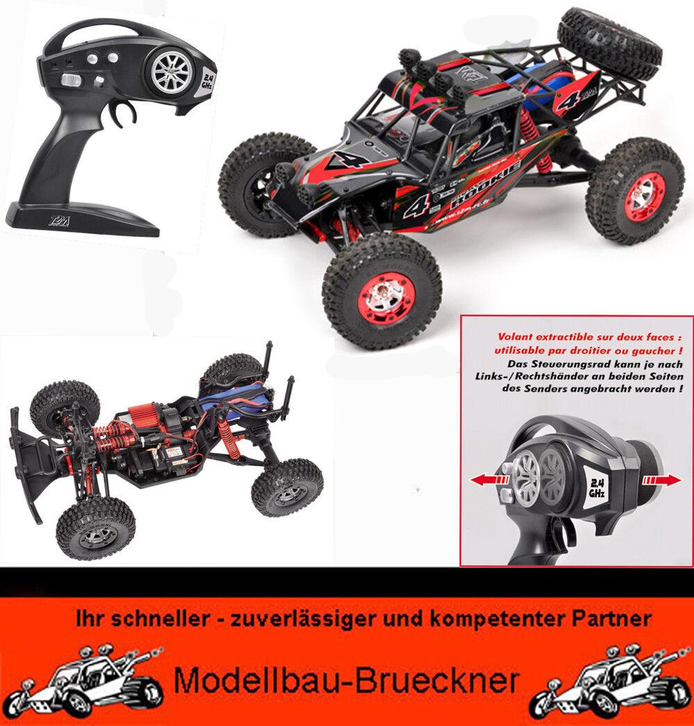 Pirate rookie RC auto  1 12 Crawler t2m t4928 SET COMPLETO 2,4 GHz  con il prezzo economico per ottenere la migliore marca