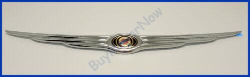 CHRYSLER OEM 5116148AB Hood Emblem