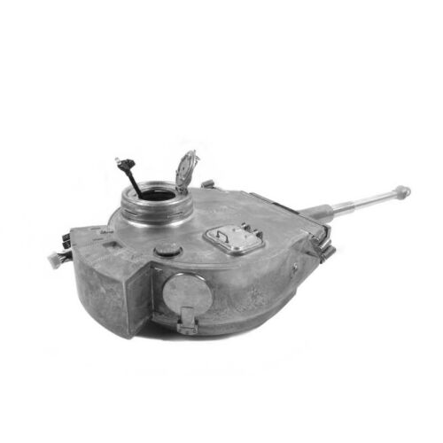 Mato Tiger 1 Metal Complete Turret With Electronic Part For 1//16 Germany 1 Tank