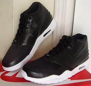 Men's Nike Air Entertrainer Black/White Training Athletic Shoes 819854 001