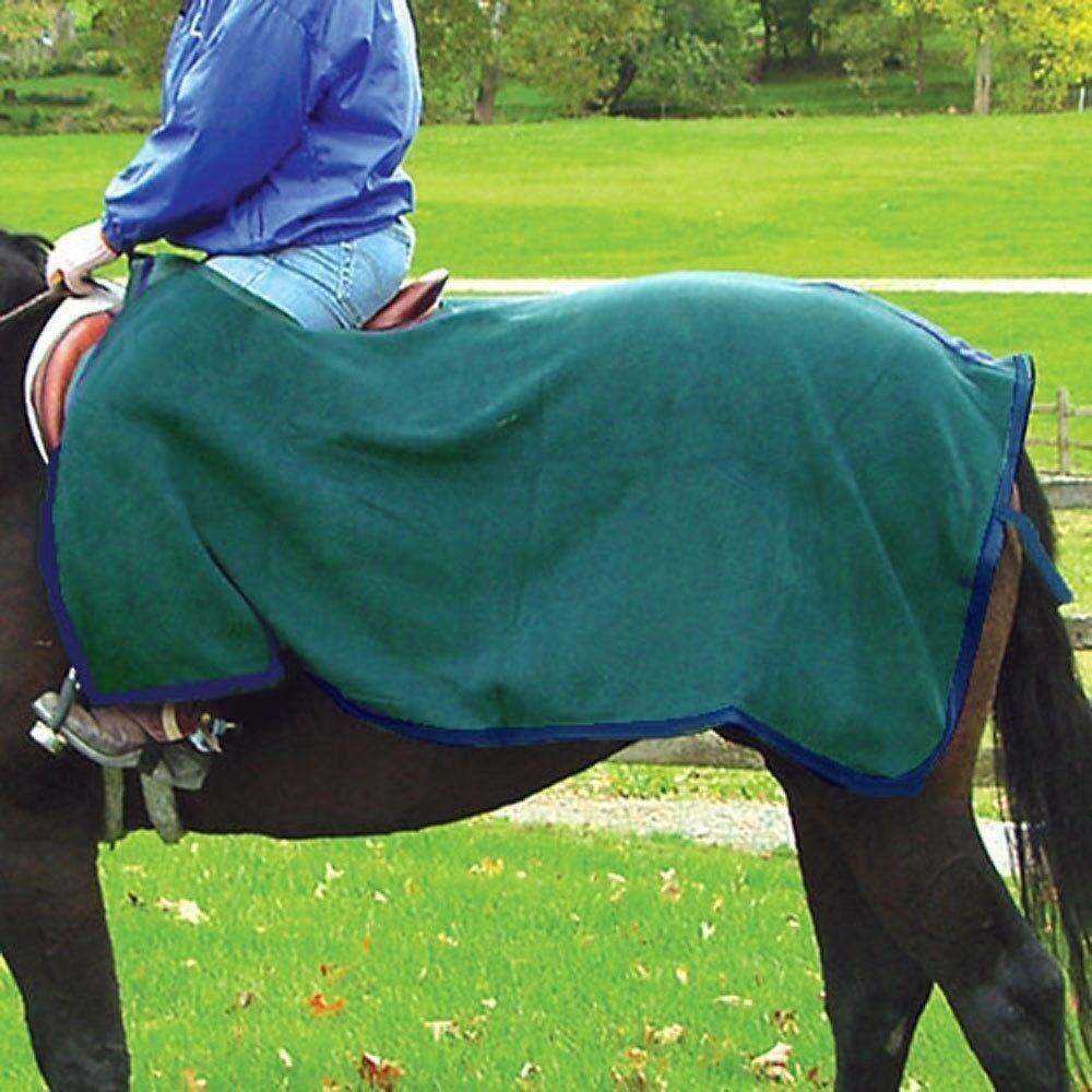 NEW High Spirit Fleece Quarter Sheet  Horse Exercise Breathable Polyester  special offer