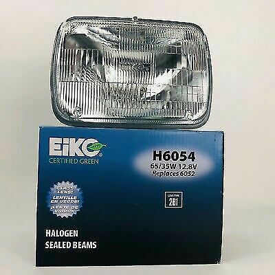 Pack of 1 Eiko 9007-BP 9000 Series Halogen Replacement Bulb