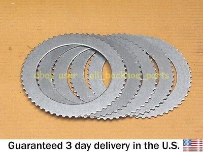 TRANSMISSION FRICTION PLATE JCB BACKHOE PART NO. 445//30011 PACK OF 12 PCS