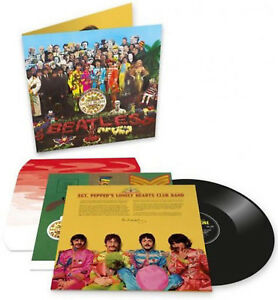 The-BEATLES-LP-Sgt-Pepper-039-s-Lonely-Hearts-Club-Band-2017-Stereo-Mix-1ST-CLASS