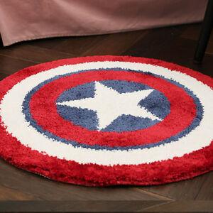 x round floor mats rug door carpets bath mat bathroom rug, Home decor