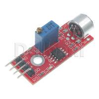 2pcs $3.95 Ky-037 Microphone Sensor Arduino