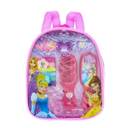 Disney Princess Filles Cheveux Accessoire en Sac À Dos Tout Neuf Cadeau