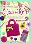 How To Knit by Fiona Watt (Paperback, 2009)