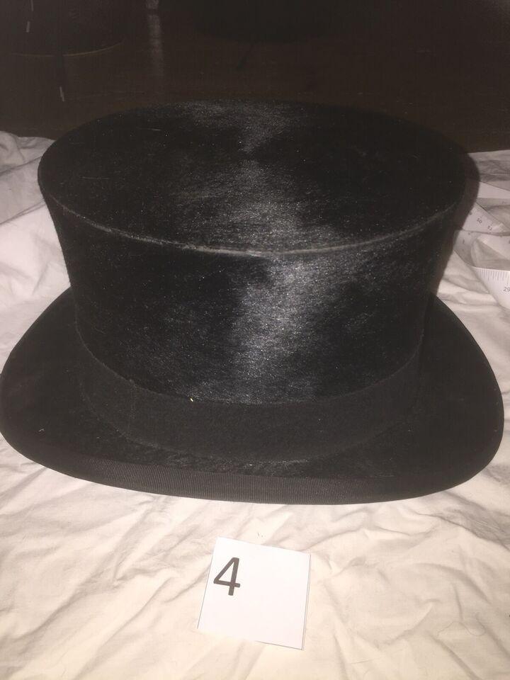 Hat, Høj hat, A.F. Bodecker