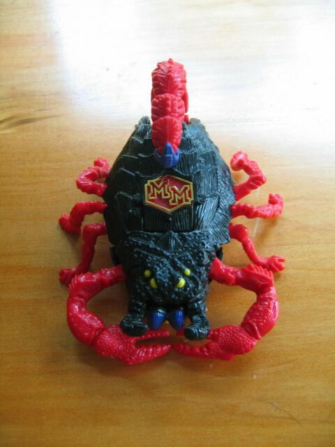 Vintage 1993 Mighty Max Doom Zone Playset MM Stings Scorpion