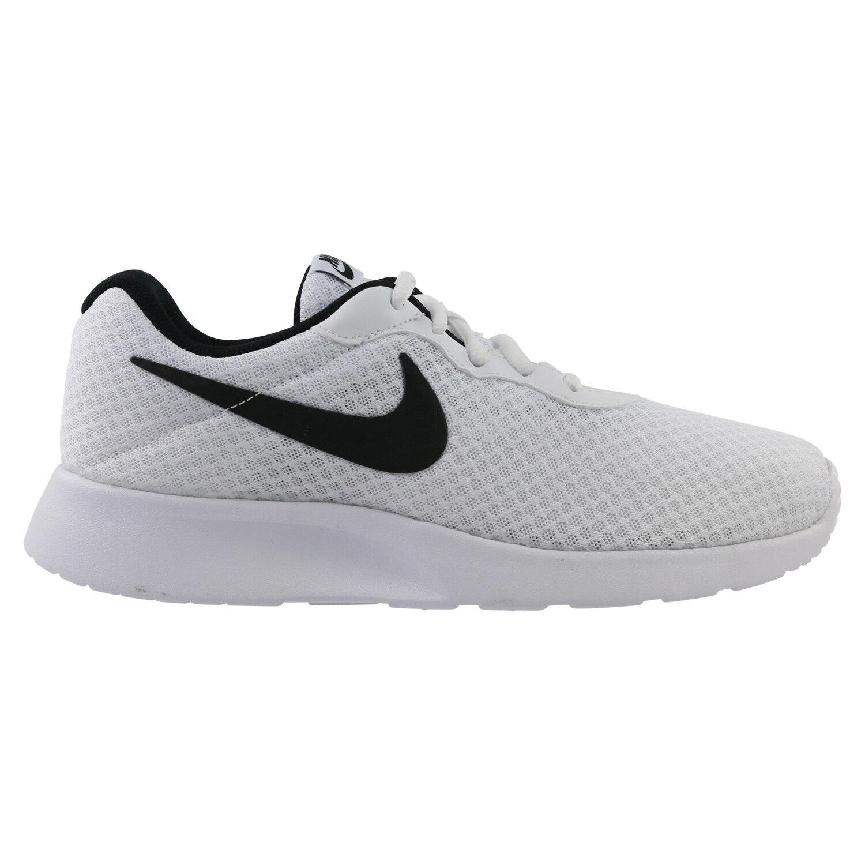 Nike Tanjun Turnschuhe Herren Schuhe Weiß 812654 101