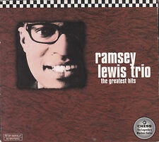 RAMSEY LEWIS TRIO - the greatest hits CD