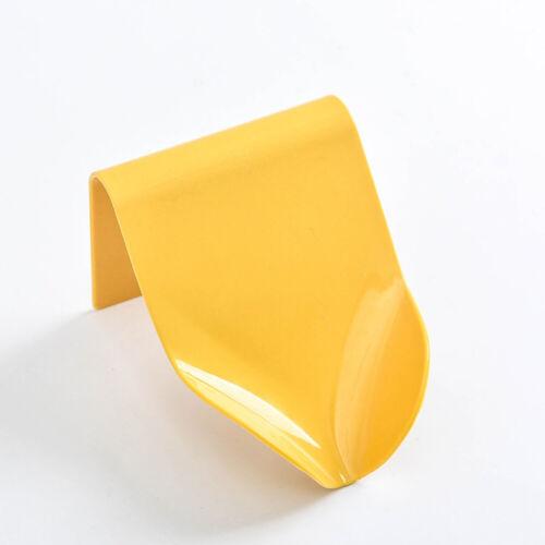 Self Adhesive Soap Rack Sponge Holder Case Shower Shelf Drain Box Soap Dishes