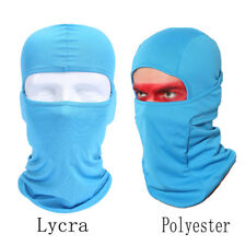 Outdoor Sports Sun UV Protection Neck Ultra Thin Summer Balaclava Full Face Mask