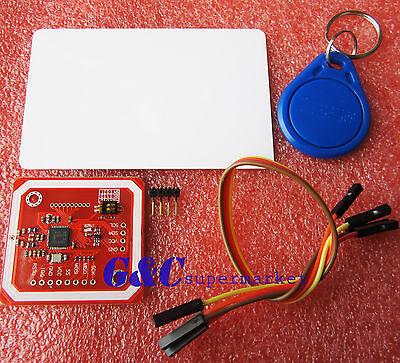 NXP PN532 NFC RFID Module V3 Kits Reader Writer Arduino Android Phone M92