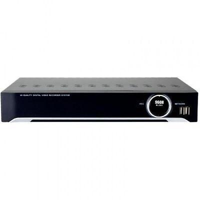 Eyemax Prestige 960H DVR security system, 8ch WD1, HDMI, MAC support, No HDD