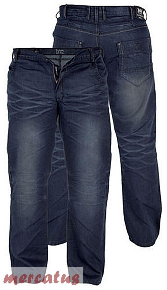 Übergrößen  Vintage Jeans von D555 by Duke Clothing JAYDEN