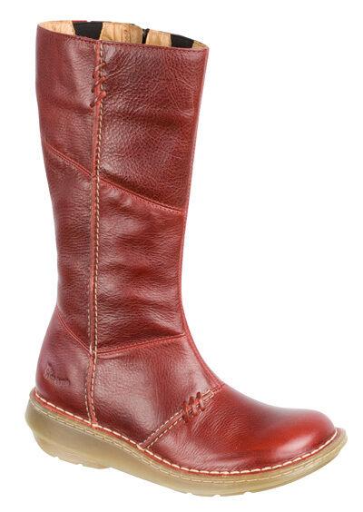Dr.Martens Docs Damenschuhe Damenstiefel schuhe Schuhe Stiefel Stiefel Rot rot