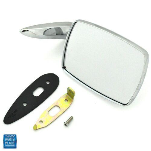 1968-1969 Skylark Gran SportGS Right Side Chrome Mirror GM 981424
