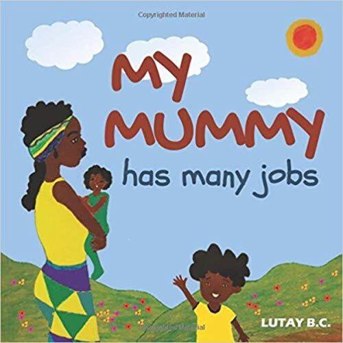 Mi mamá tiene muchos puestos de trabajo nuevo libro